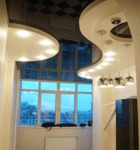 Натяжные потолки для дома, квартиры, офиса