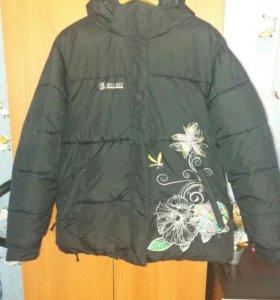 Куртка зима (зимняя) женская