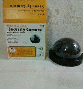 """Муляж камеры """"Security Camera"""""""