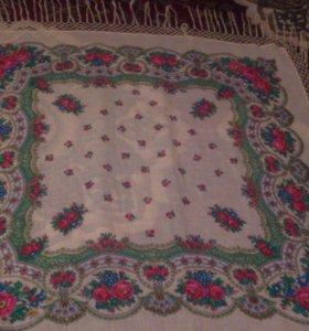 Старинный платок новая