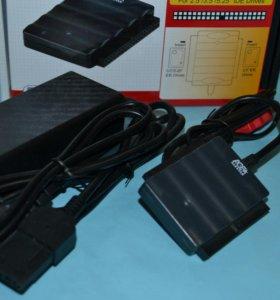 мультифункциональный переходник USB 2.0 Agestar