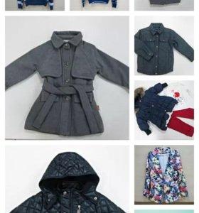 Толстовки и тонковки. Кофточки. Куртки