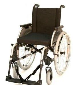 Кресло-коляска(новая) инвалидная `Старт` Отто Бокк
