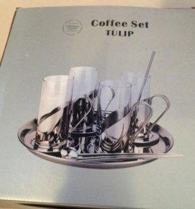 Набор стаканов для кофе/чая Küchenland