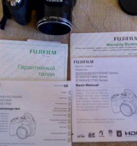 Камера fujifilm S2500HD