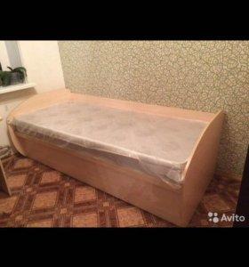 Продам кровать срочно с подъёмным механизмом