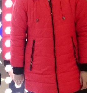 Куртка на 7-9 лет