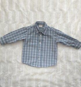Рубашка Prenatal baby boy