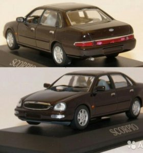 Ford scorpio darkpurple metallic 1995