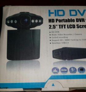 Видеорегистратор HD DVR 2,5 TFT