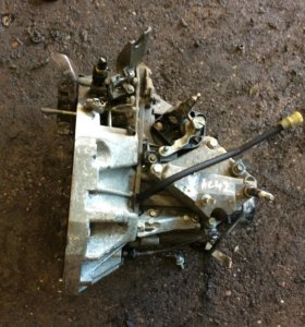 МКПП 1.5 TD K9K Renault Kangoo 1 03-07г