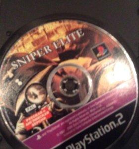 Sniper Elite на PS2