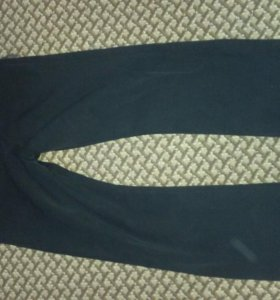 Утепленные брюки на байке