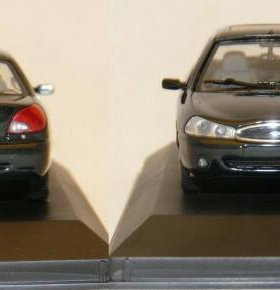 Ford mondeo sedan darkgreen metallic 1997