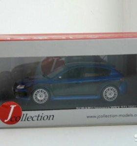 Модель автомобиля  subaru  impreza  wrx sti 2007