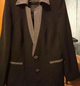 Пиджак 48размер