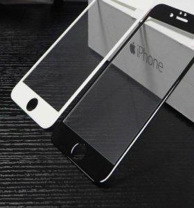 Защитное стекло 3Dна phone 6!!!