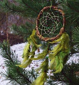"""Ловец снов"""" Ветер зеленого Леса"""""""