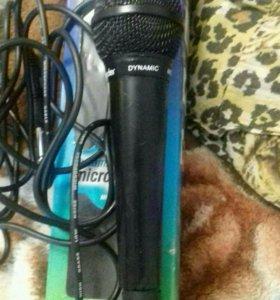 Микрофон новый 89648173912