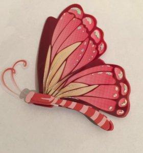 3D Бабочки