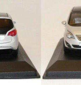 Opel meriva - 2010 - silver L.E. 1008 pcs