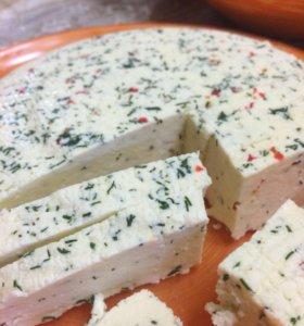 Сыр собственного изготовления