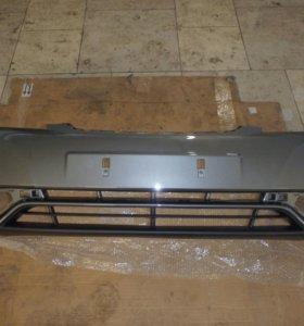 Бампер передний Gentra (с нижней решеткой)