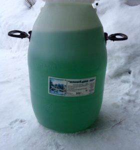 Жидкость для отопления Тёплый Дом , опламбирована