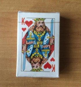 Карты игральные(54 карты)
