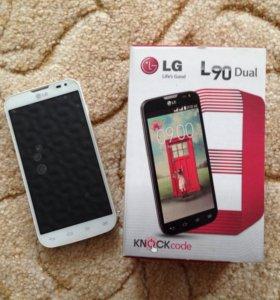 Телефон lg l90 б/у