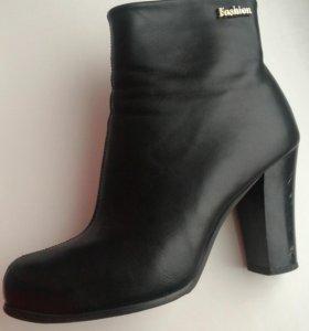 Ботинки, размер 37