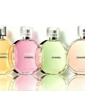 ароматы от Chanel