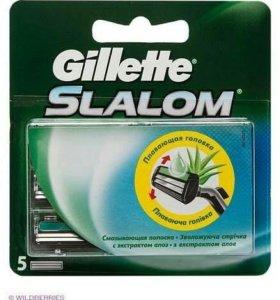 Бритвенный станок Gillette Slalom 5 шт.