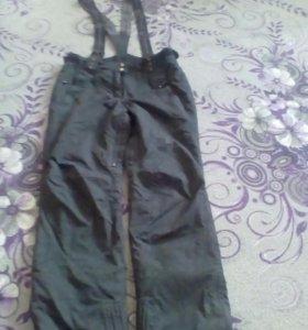 Горнолыжные штаны размер 48