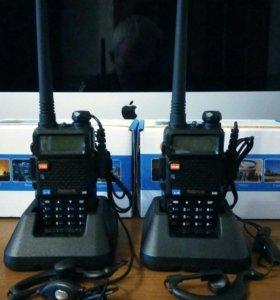 Новые рации RT-5R