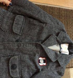 Пальто детское 2-3 года