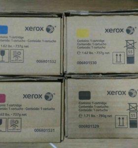 Тонер-картридж для Xerox Color 550