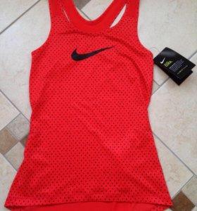 Новая майка Nike dri fit