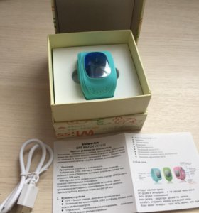 Часы с GPS трекером