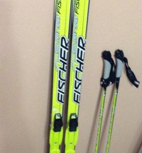 Набор лыжные