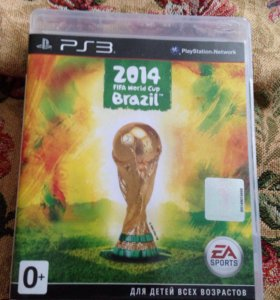 Игра для Playstation 3 FIFA 2014 World Cup Brazil