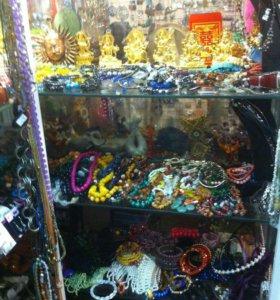 Бижутерия, сувениры