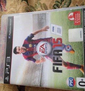 Игра для Playstation 3 FIFA 15
