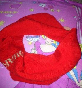 теплые шарфики