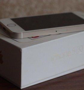 IPhone 5s , 16 гб., золотой