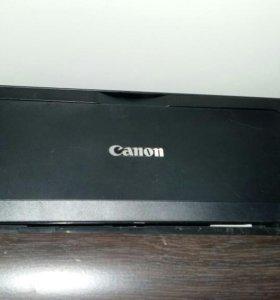 Сканер-принтер  Canon на запчасти