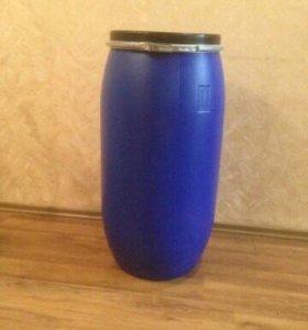Бочка пластиковая 157 литров