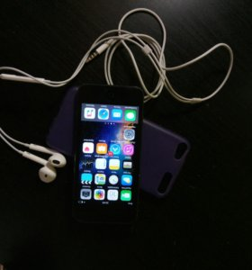 IPod touch 6 на 32GB space grey