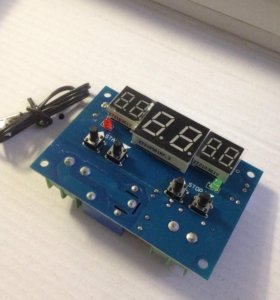 Регулятор температуры, термостат -9С до 99C