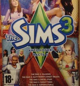 "Игра "" The Sims3 Антология"""